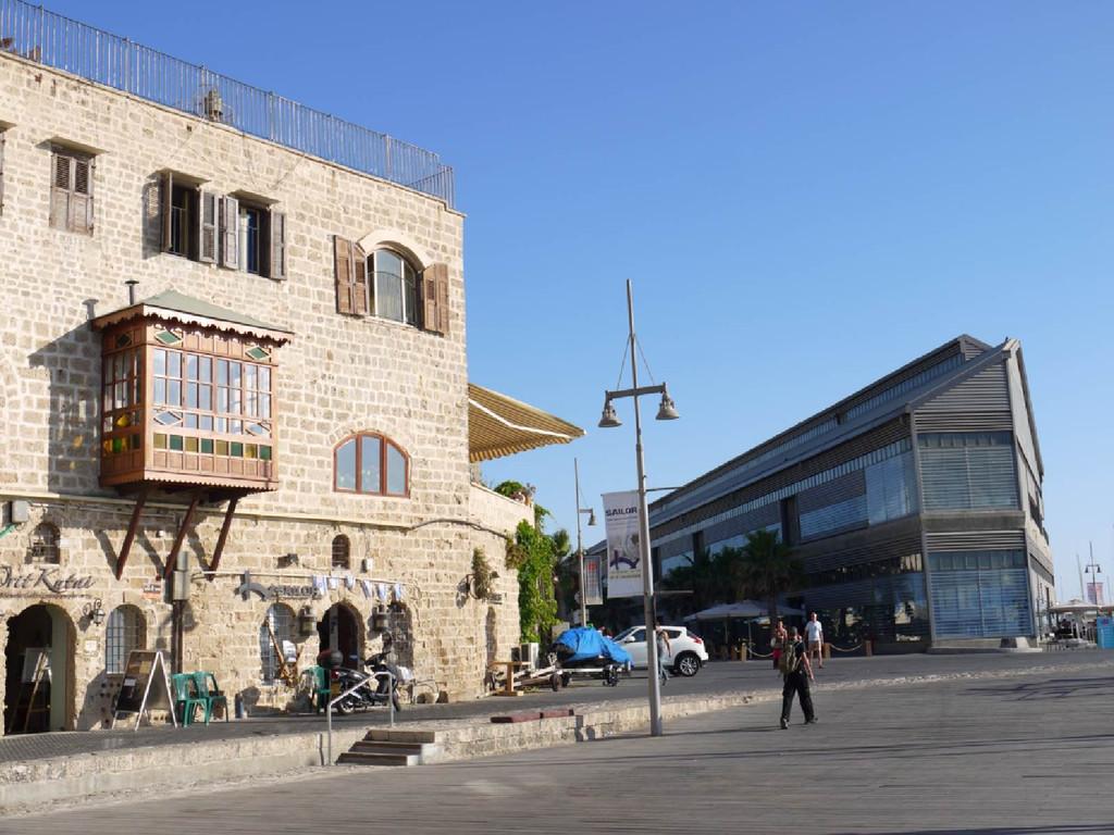 亚洲 以色列 特拉维夫市 - 西部落叶 - 《西部落叶》· 余文博客