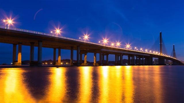 港珠澳大桥门票,珠海港珠澳大桥攻略 地址 图片 门票价格
