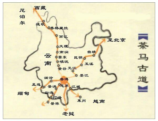 梦幻云南:丽江茶马古道之束河古镇