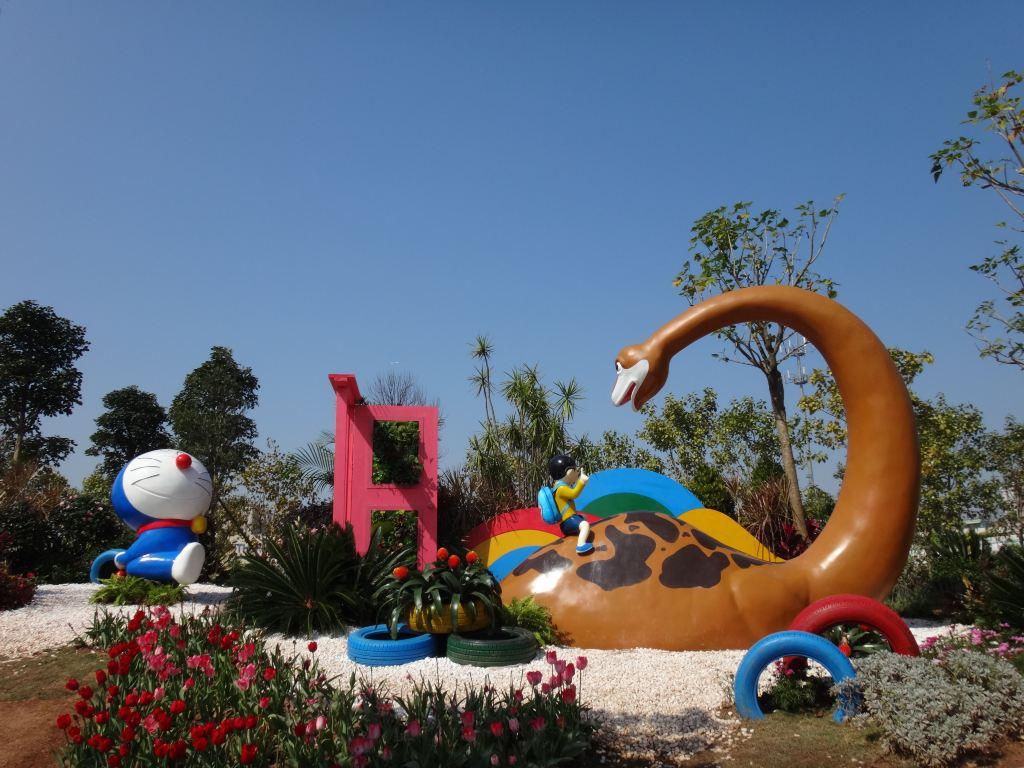 子的乐园-广州市儿童公园