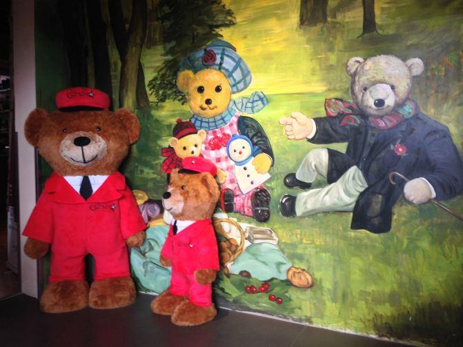 可爱泰迪熊(二)