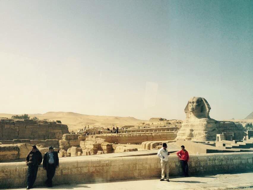 探索上下5千年古埃及图片