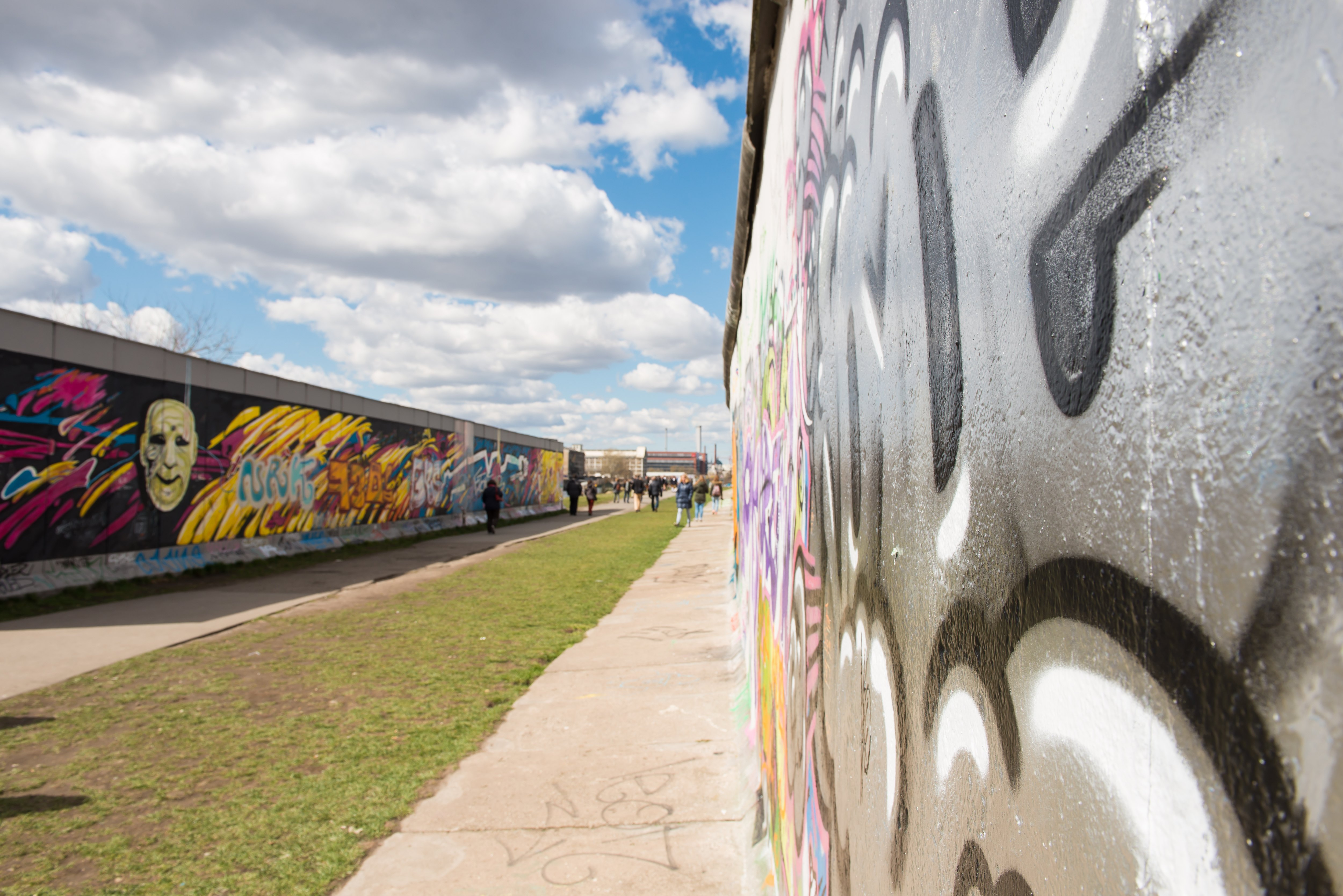 柏林墙遗址纪念公园  Berlin Wall Memorial   -2