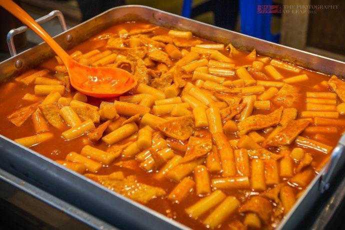 品尝韩国地道美食,感受首尔魅力特产贵阳黔汇市场美食城图片