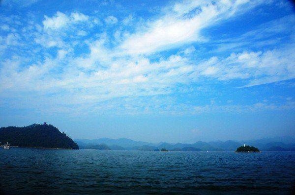 千岛湖牧心之旅