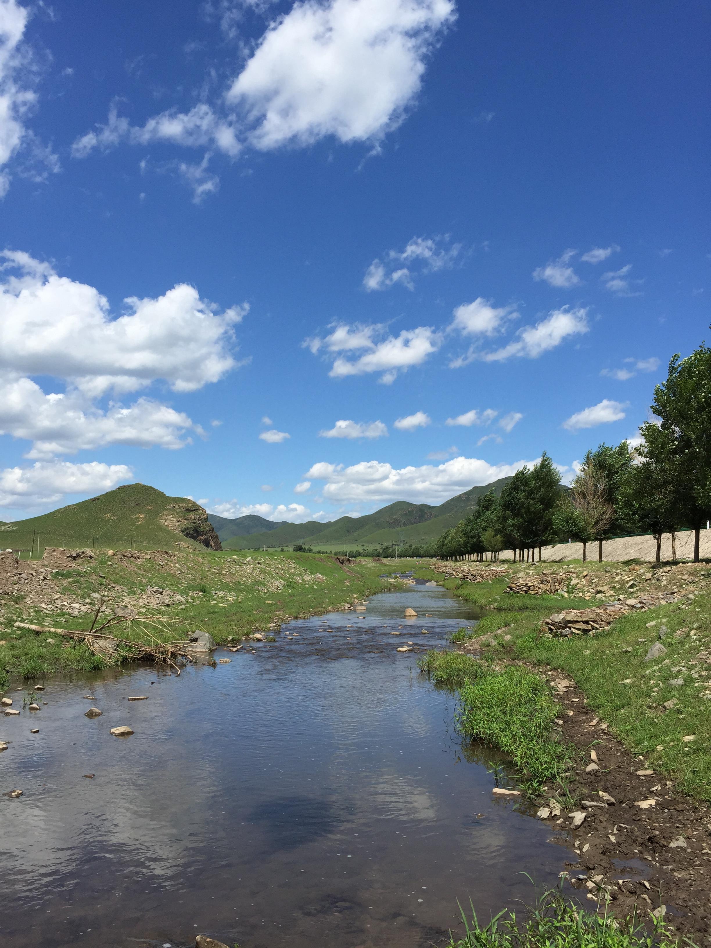 天边最美的草原 乌拉盖自驾游