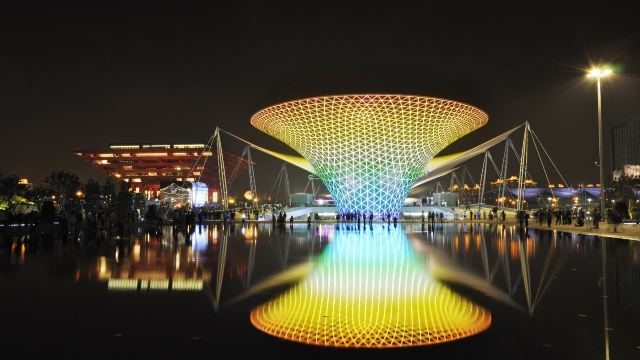 上海世博园门票,上海上海世博园攻略/地址/图片/门票