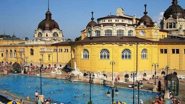 盖勒特温泉  Gellert thermal baths   -3