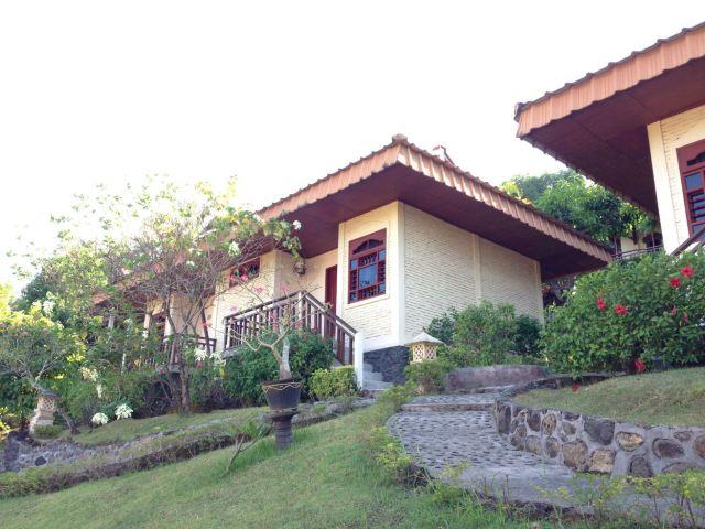 住的蚊虫,是山上的独栋别墅,价格不错,别墅就是多.环境趴轰旅馆图片