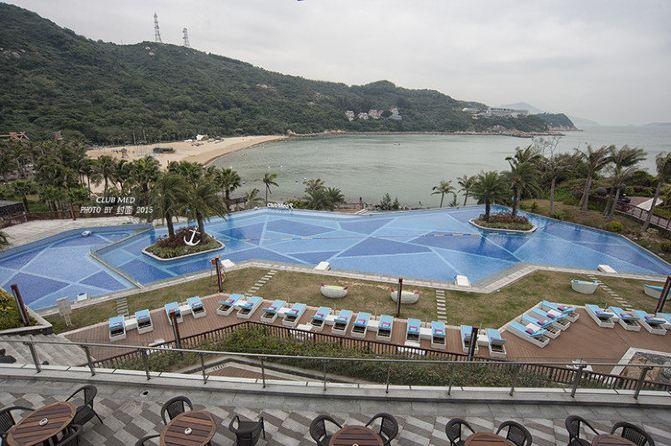享受珠海东澳岛club med度假村之旅