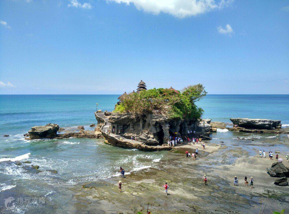 巴厘岛南湾水上活动+玻璃底船+海龟岛