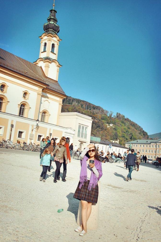 茵小茵的5国22城欧洲自驾蜜月v自驾之奥地利,因攻略图无尽图片