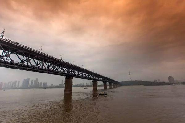 我的2015#武汉 | 在喜来登的繁华中追寻往昔的记忆