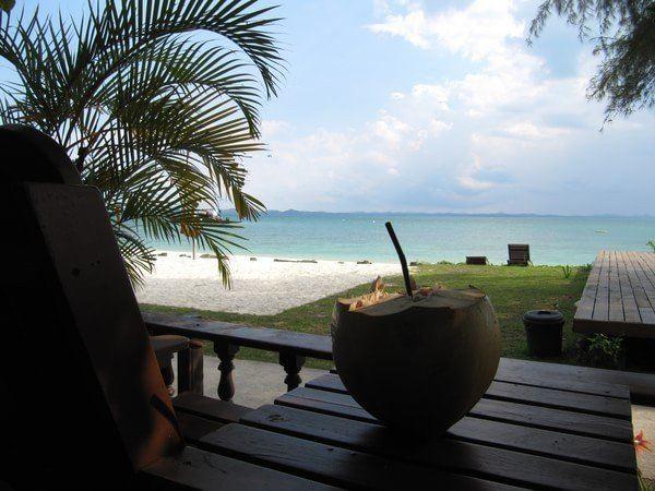 畅游马来西亚神秘岛屿白沙岛