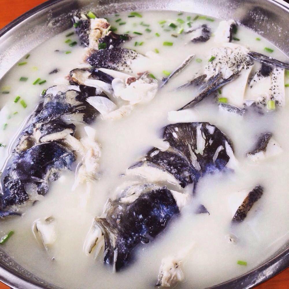 食月食日—千岛湖鱼头