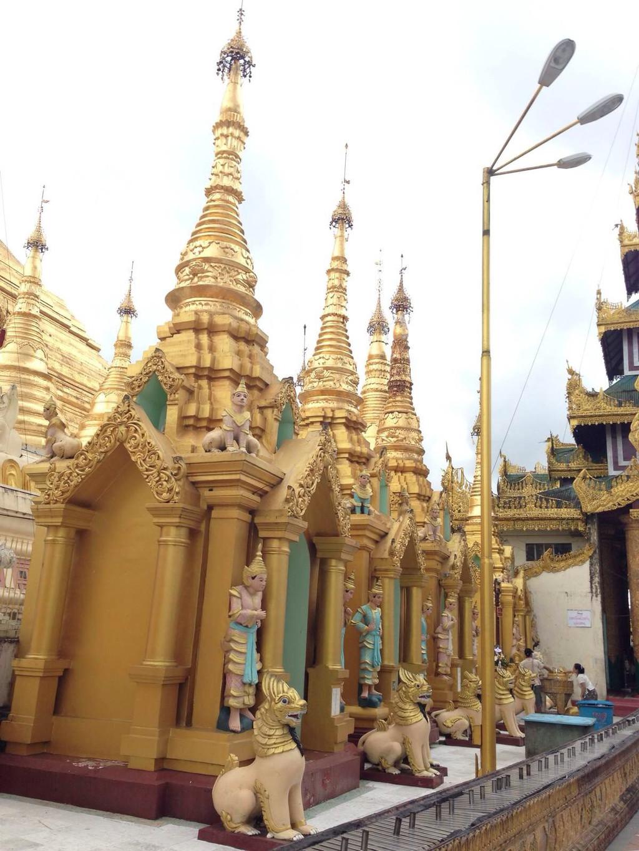 亚洲 缅甸 仰光市 - 海阔山遥 - .