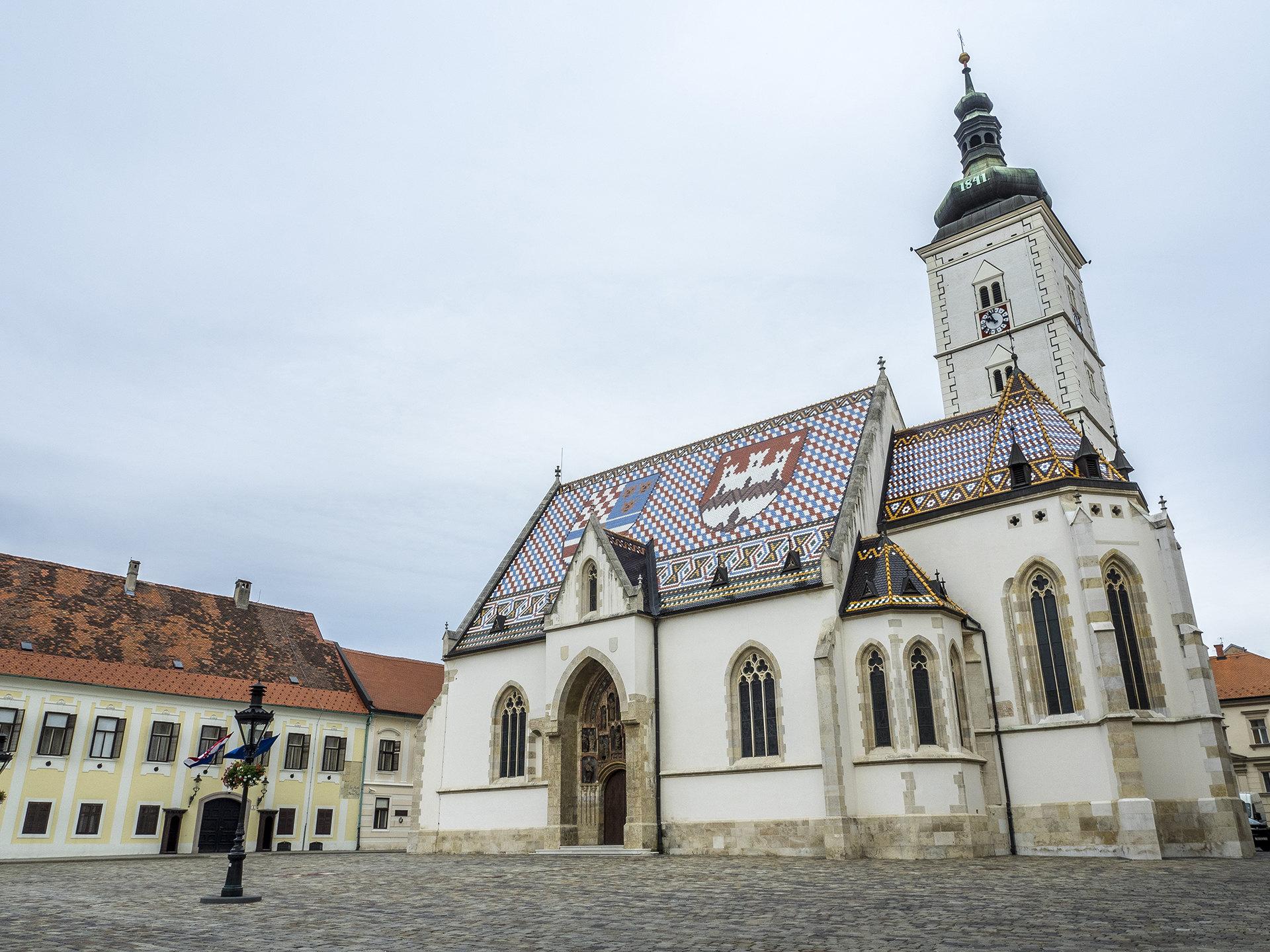 圣馬可教堂  St Mark's Church   -3