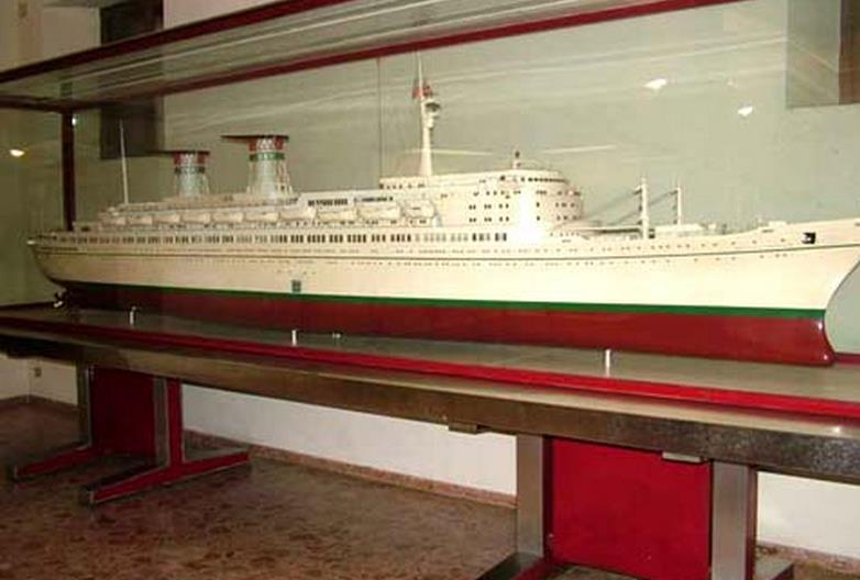 海洋历史博物馆  Naval History Museum   -4