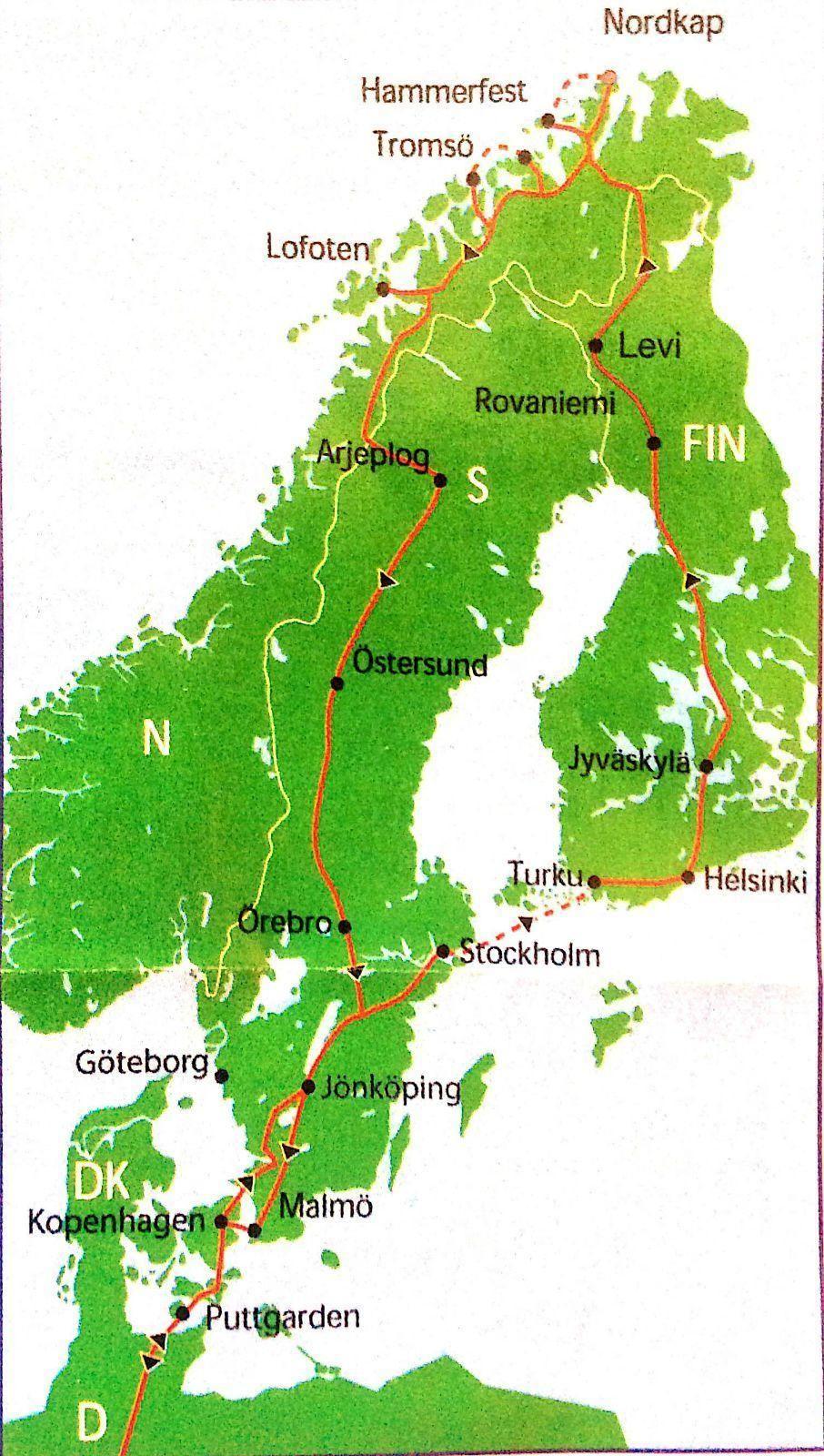 罗经嶂林场地图