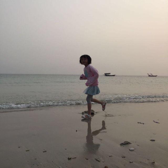 妈妈去哪儿之广西行(北海,涠洲岛,德天,明仕自在游)