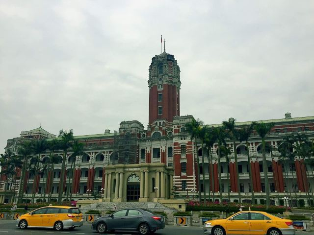台北总统府 从台北坐普悠玛到罗东
