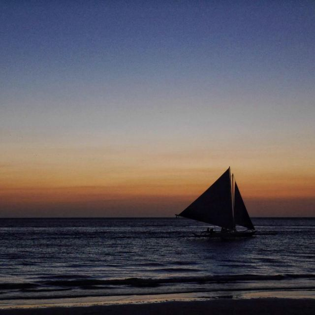 一起去长滩岛跳海吧——记菲长囧之旅