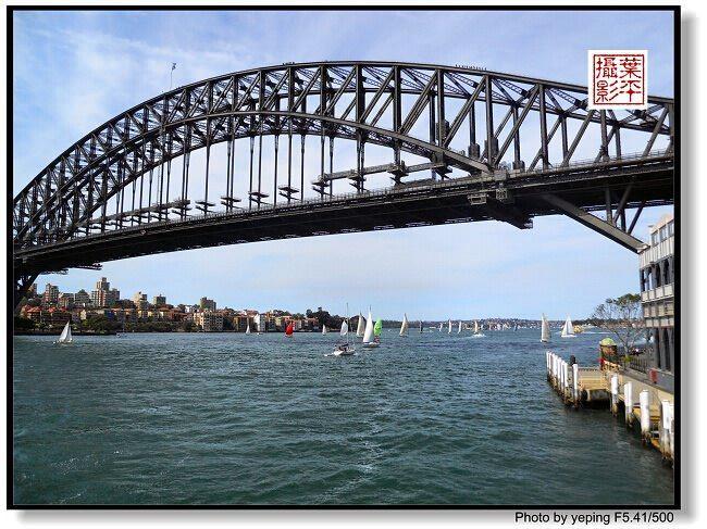 澳大利亚:悉尼湾遨游