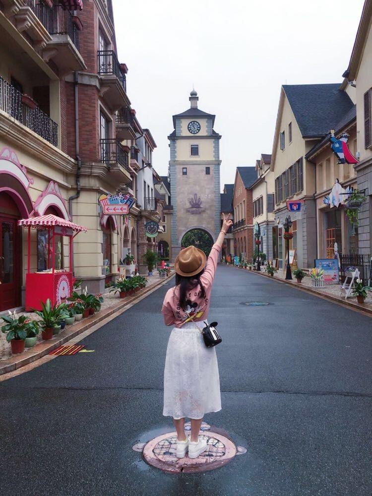 偶遇浪漫欧洲小镇