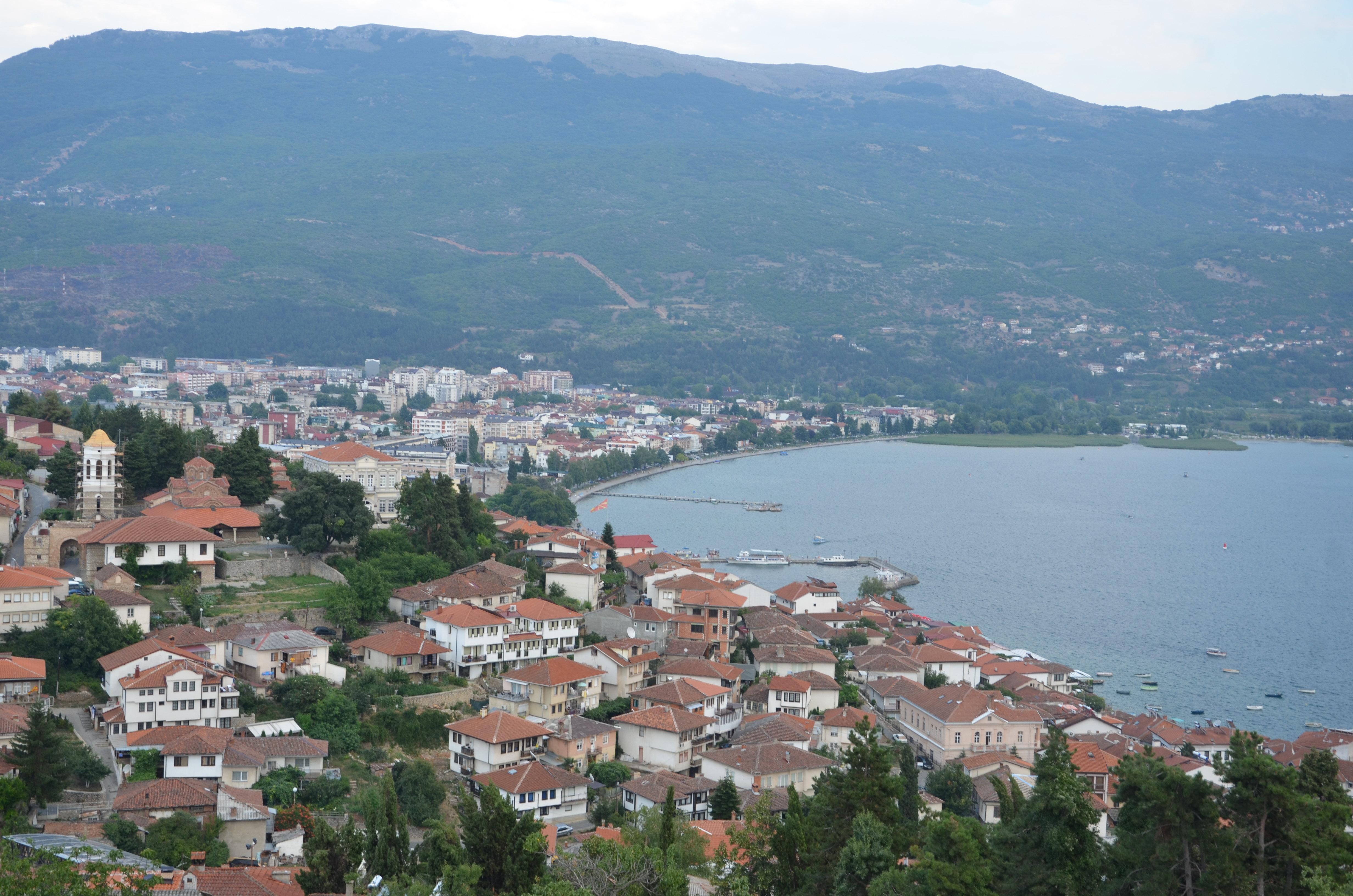 奧赫里德古城區  Ohrid Old City   -3