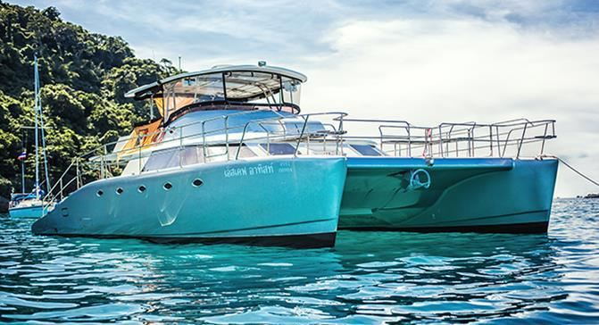 泰国普吉岛+皮皮岛6日4晚跟团游(5钻)·梦幻安娜塔拉