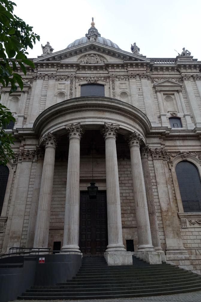 秋凉一半春暖--英国前任【26】圣保罗大教堂-攻略游记我们当图片