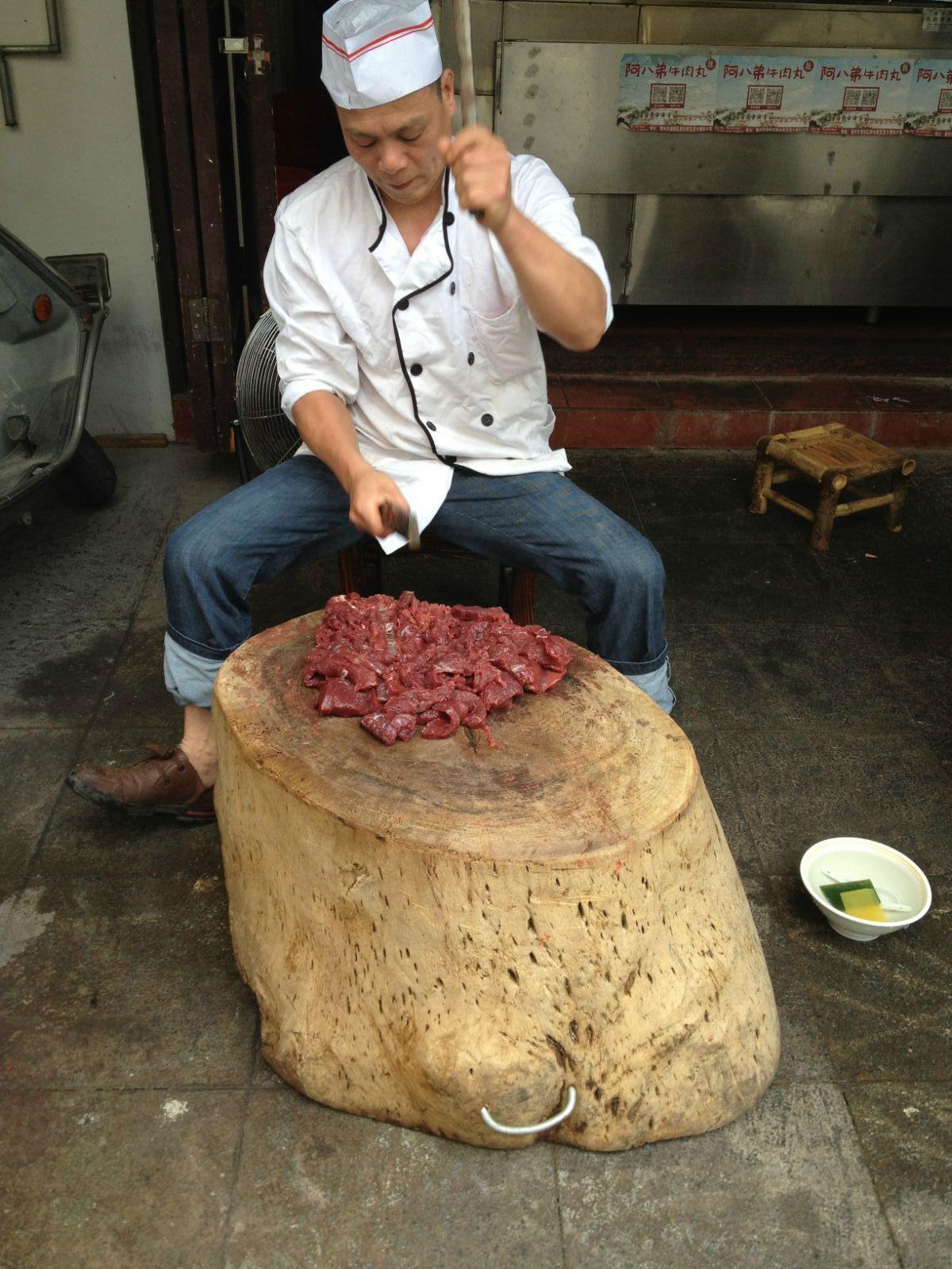潮州食品手绘图