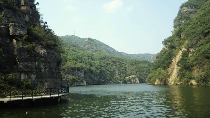 博爱青天河风景区