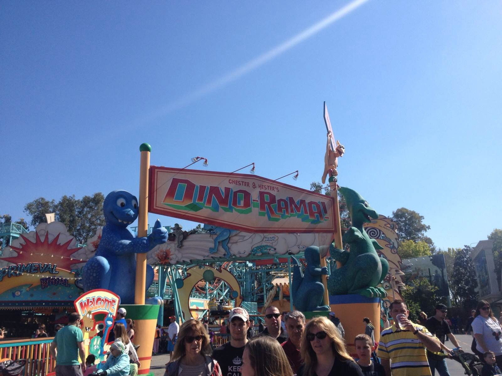 迪士尼动物王国