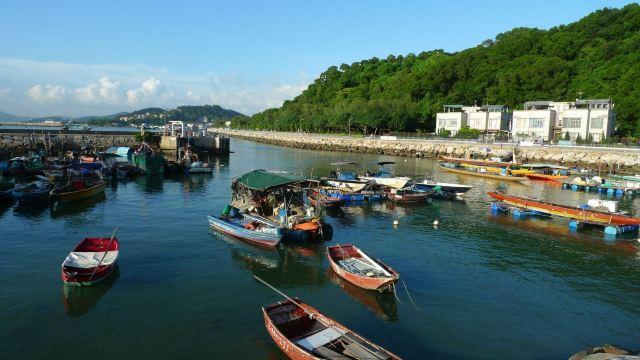 长洲岛门票,香港长洲岛攻略/地址/图片/门票价格