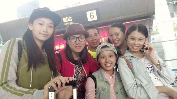 d10(10月5日):南京(飞机)——南宁(火车)