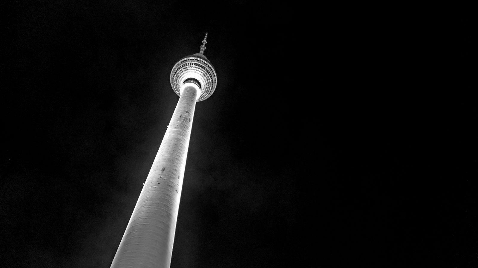 柏林电视塔  Berliner Fernsehturm   -2