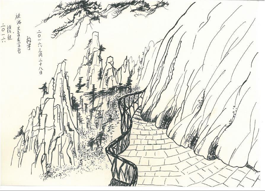 你看到的梦幻龙宫,自在花海,自在溶洞,自在河流
