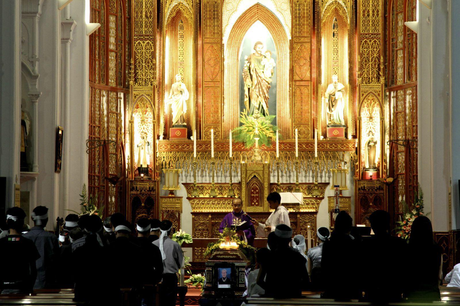河内大教堂  Saint Joseph Cathedral   -2
