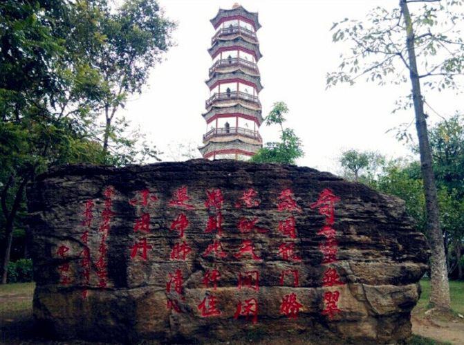 惠州+龙门2日1晚跟团游·水帘洞漂流+塔山公园+香溪