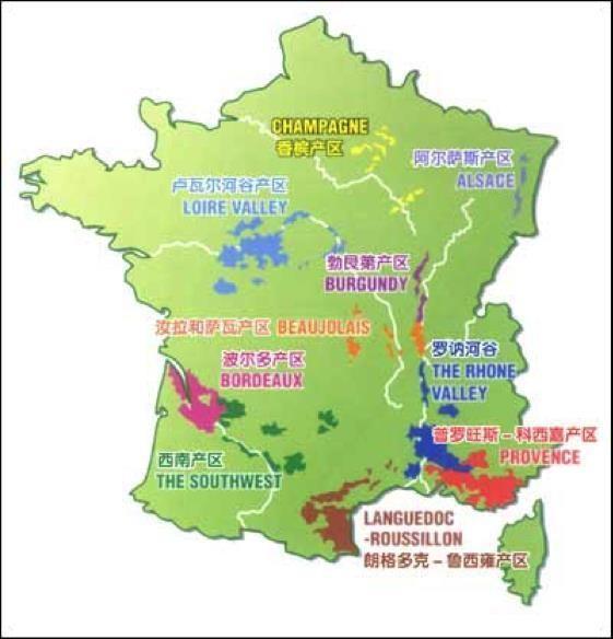 法国红酒香槟酒庄实用攻略~瞬间提升逼格 (波尔多 兰斯 勃艮第)