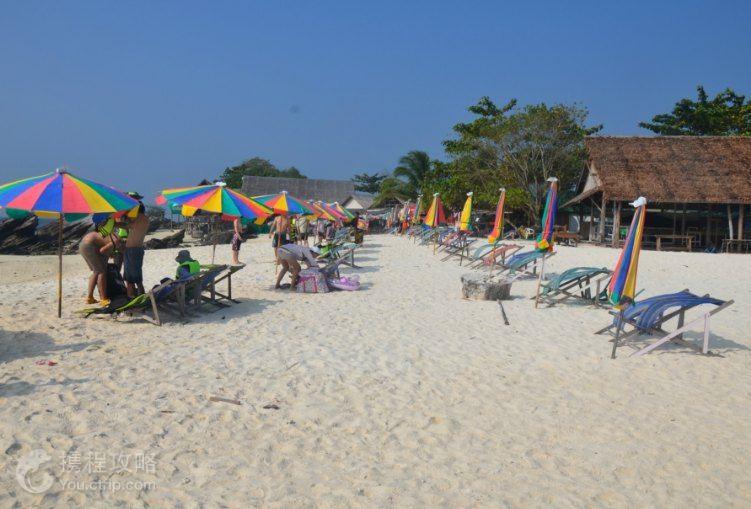 泰国普吉岛+甲米+皮皮岛+攀牙湾国家海洋公园6日4晚
