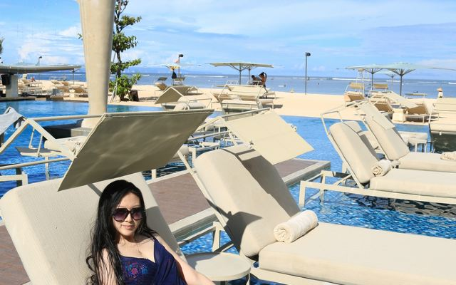 巴厘岛--穆丽雅的温柔时光