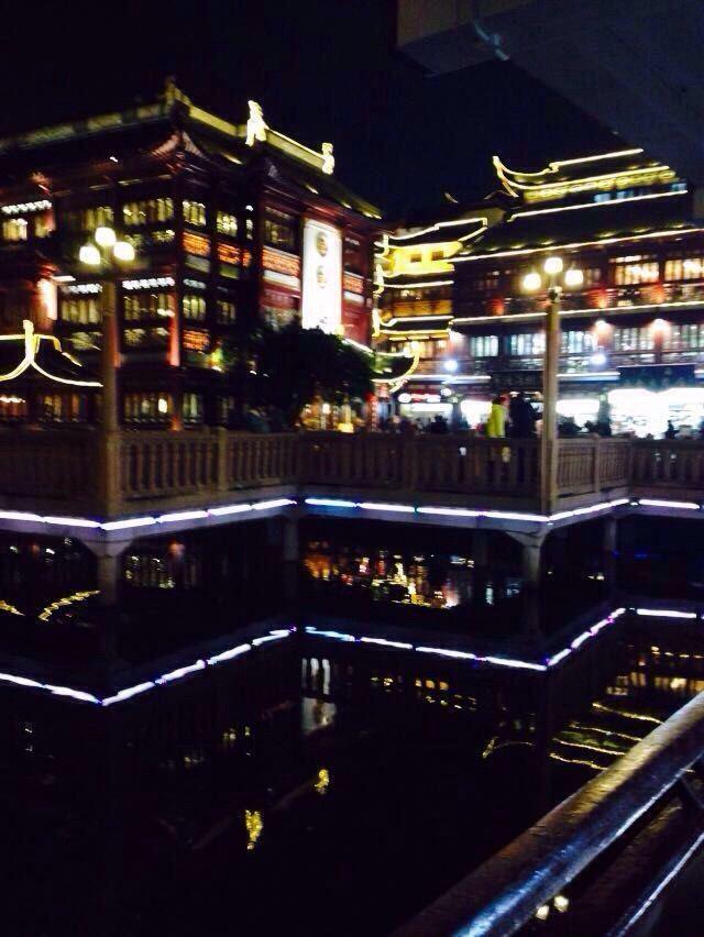 奇怪的两天三夜游小上海