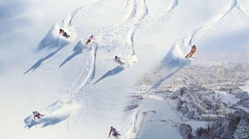 龙平_龙平度假村滑雪场