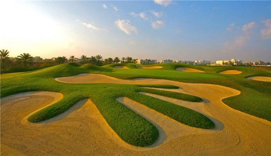 5分 (2条点评) 6 蒙哥马利迪拜高尔夫球场位于阿联酋境内,是由著名
