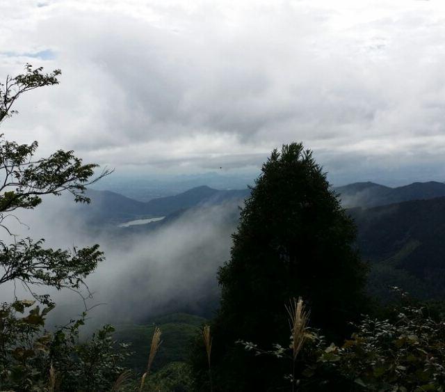 玉林大容山国家森林公园