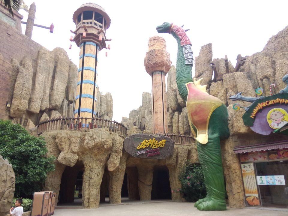 自驾杭州-常州恐龙园