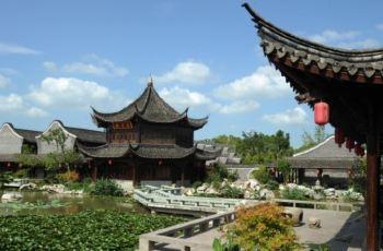 梁祝文化公园门票,宁波梁祝文化公园攻略 地址 图片 门票价格