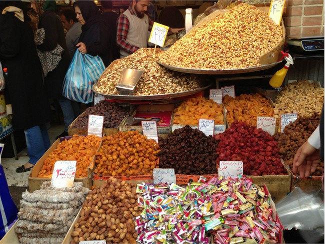 大巴扎  Tehran Bazaar   -1